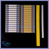 125 degrés d'identification libre d'halogène des tubes de rétrécissement de la chaleur