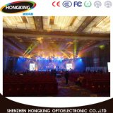 Publicidad a todo color de alquiler detallada de la visualización de pantalla de P6 LED