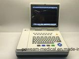 Machine ECG à électrocardiographe à 12 canaux (EM1200)