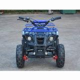 Los niños de gasolina Mini 4 ruedas vehículo Quad Bike / ATV (szg49a-1)