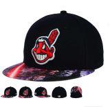 高品質の昇華平らな縁の急な回復は帽子をキャップする