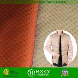 Tessuto d'imitazione di memoria del jacquard del poliestere per il cappotto caldo