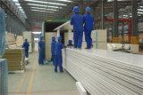 El panel de emparedado de acero de la PU del color de la alta calidad
