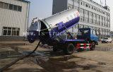 7000L 진공 하수 오물 흡입 트럭