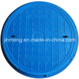 SMC Composite Resin Manhole Cover para Road Facility