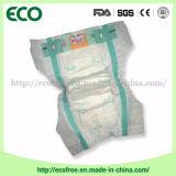 Tecidos descartáveis do bebê do produto novo 2016 com preço de fábrica