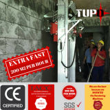 Tupo automatische Wand-Mörtel-Kleber-Pflaster-Maschine für Aufbau