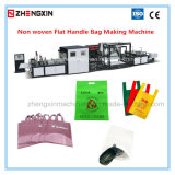 Automatic (4-in-1) Plano Non Woven Bag Making Machine com alça online Anexando (ZXL-D700)