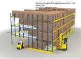 Prateleira high-density do fluxo da caixa para o armazenamento do armazém