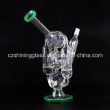 Boca oblíqua American Made Donuts Smoking Glass Pipe