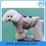 O cão de animal de estimação por atacado do fabricante veste acessórios do animal de estimação do revestimento