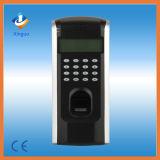 Controllo di accesso autonomo di tempo dell'impronta digitale del sistema biometrico di presenza con la tastiera