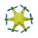 zangão Nano decapitado do rtf 3D RC mini Quadcopter da linha central de 522846-2.4G 4CH 6