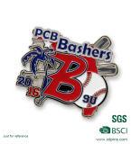 Insigne estampé par métal avec votre logo (HST-BS-116)