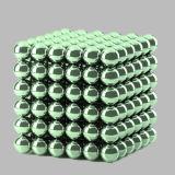 El juguete magnético de Permanentstrong Neoball rebordea NdFeB Neocube