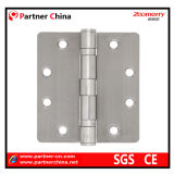 Wooden/Steel Door (07-2B30-4R)를 위한 스테인리스 Steel Ball Bearing Hinge