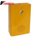 높은 파괴자 저항 전화 핸즈프리 전화 Knzd-13는 단추 통신을 골라낸다