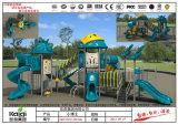 Pretpark van de Speelplaats van de Groep van Kaiqi het Openlucht BinnenVoor Kinderen (kQ9328A-Update)