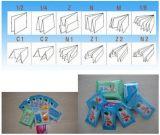 Tissue bagnato Packing Machine con Pillow Type Seal (Single Piece) (UMZ250)