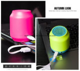 2017 mini Bluetooth altavoz redondo caliente del item Bt25 con alta calidad y diseño