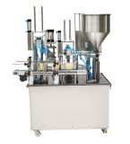 Tipo rotatorio máquina automática del lacre de la taza