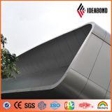 Neue Produkte Glod Pinsel-zusammengesetztes Aluminiumpanel