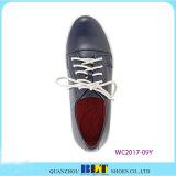 Zapatos ocasionales de las mujeres del estilo de cuero del golf