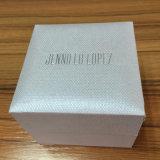 Silberner vereitelter Papiergeschenk-Kasten für Uhr und Schmucksachen