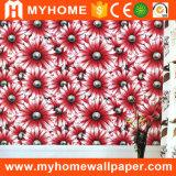 2016 최신 아름다운 꽃은 벽지를 디자인한다