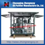 Usine commerciale élevée de filtration de pétrole de transformateur de vide d'assurance