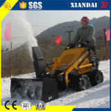 Mini Auger em Skid Steer Loader Xd380