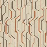 Nuevo papel pintado europeo del vinilo del PVC del diseño 2016
