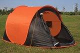Der einfache UV Installations-Strandsun-Farbton schützen Zelt mit Aluminiumpolen
