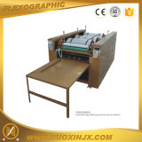 PP Woven Bag to Machine Bag flexographique Knitting Printing