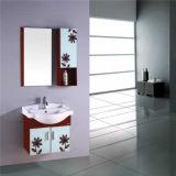 Тщета ванной комнаты PVC просто конструкции установленная стеной