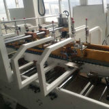 Shh-E Model Automatic Corrugated Box Folder Gluer Machine mit Bottom Lock