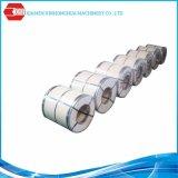 Las bobinas de aluminio que cubrían la hoja laminaron la bobina de acero