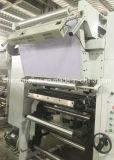 Medio-velocidad de la computadora de la máquina de impresión de etiquetas para la película plástica (Práctica Económica)