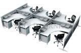 Populäre Partition konzipiert moderne Personen-Computer-Arbeitsplätze des Büro-6 (SZ-WS530)
