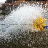 Aquatisch Beluchtingstoestel 4 van de Visserij van de Apparatuur het Beluchtingstoestel van het Scheprad van de Drijvende kracht 2HP