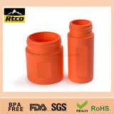 Size e Color diferentes TPR Materials Plastic Bottle Plastic Canister