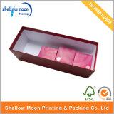Boîte-cadeau fabriquée à la main de papier de texture (QYZ381)