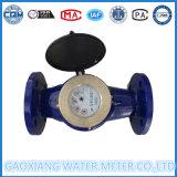 '' tipo metro ad acqua della rotella dell'aletta di pollice 2 con il collegamento delle flange