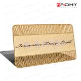 IDENTIFICATION RF à double fréquence Smart Card d'OEM de prix usine