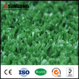 PET Synthetic Grass China-Manufacturers für Fußballplatz