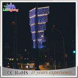 Luz de rua solar do diodo emissor de luz do melhor preço decorativo da eficiência elevada