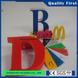 Advertizing와 Signs를 위한 Customized 착색된 PVC Foam Sheet