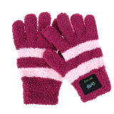 Inverno Warm Rechargeable Touch Screen Wireless Bluetooth Gloves per Mobile Phones