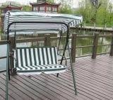 Presidenza di alluminio dell'oscillazione del rattan del PE del giardino del patio per esterno