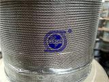 Kabel van de Draad van het roestvrij staal 316 19X78mm